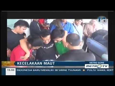 Kecelakaan Maut Bogor Tewaskan 5 Orang