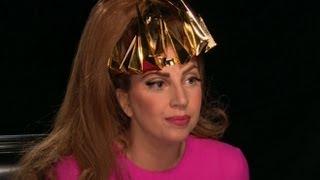 getlinkyoutube.com-Lady Gaga Interview 2012: Singer On Men, Family and Her New Fragrance 'Fame'