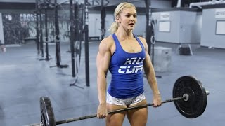 getlinkyoutube.com-Brooke Ence- CrossFit Tabata (Part 1)
