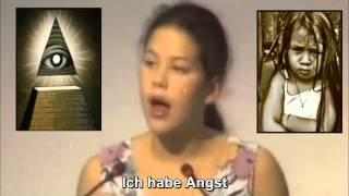getlinkyoutube.com-Das Mädchen welches für 6 Min. die Welt zum Schweigen brachte - Severn Suzuki