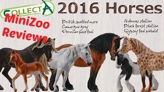 getlinkyoutube.com-CollectA 2016 Horses