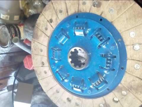 Диск сцепления на BAW 1044 e2 от газ 53