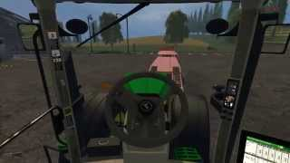 getlinkyoutube.com-Farming Simulator 15 : John Deere 7290R and 8370R Pack Mod
