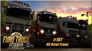"Euro Truck Simulator 2 - #187 ""VS Orzeł Trans"""