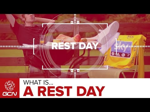 What Is A Rest Day? | Road Racing Explained