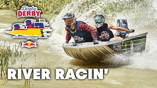 getlinkyoutube.com-This Might Be The Wildest Boat Race On Earth | Red Bull Dinghy Derby 2016