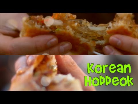 Food Adventure Program For Awesome People! - Korean Hoddeok
