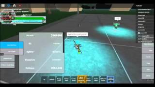 getlinkyoutube.com-Roblox Dragon ball online training fast