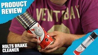 getlinkyoutube.com-Holts Brake Cleaner - Micksgarage.com Product Review