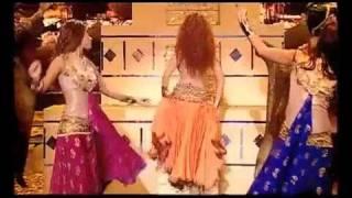 Myriam Fares Dancing Iraqi Style!!!