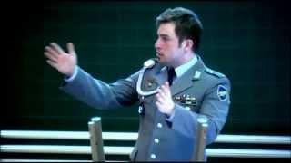 """getlinkyoutube.com-Klartext #1: Ehemaliger Soldat über """"Afghanistan und Kampfeinsatz"""" - mit Johannes Clair"""