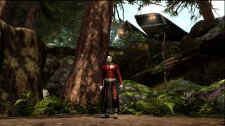 getlinkyoutube.com-Star Wars: The Force Unleashed II - Darth Malak Game Play Footage