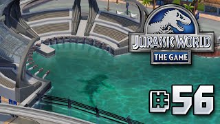 getlinkyoutube.com-Mosasaurus!! || Jurassic World - The Game - Ep 56 HD