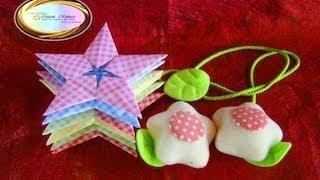 getlinkyoutube.com-Origami Maniacs 84: 5 PointeD Star