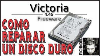 getlinkyoutube.com-Cómo Reparar Disco Duro Dañado | Victoria 14.46 Freeware