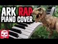 Ark Survival Evolved Song - Apex Predator - JT Machinima Piano Cover by Amosdoll