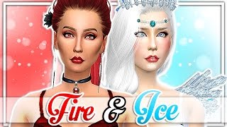 getlinkyoutube.com-The Sims 4 | Fire and Ice Tag