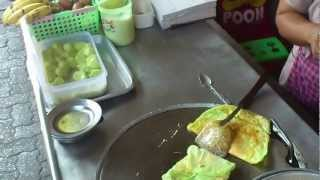 getlinkyoutube.com-Dessert - thai street food Bangkok