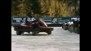 getlinkyoutube.com-Ice Racing Kart - Girovagando in Trentino.flv