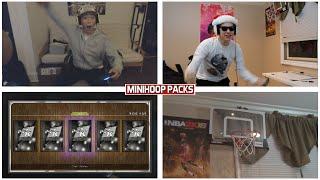 getlinkyoutube.com-EPIC MINIHOOP PACK OPENING WAGER!! - NBA 2K16 MY TEAM