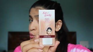Fair & Lovely BB Cream : Review & Demo!