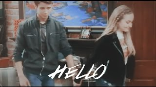getlinkyoutube.com-● Maya & Josh | Hello