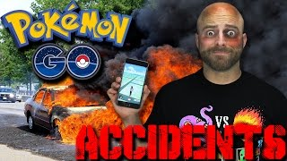 getlinkyoutube.com-10 Terrible Accidents Caused By Pokemon GO