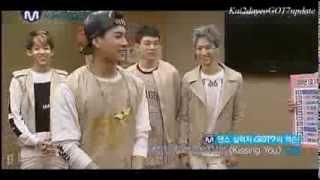 getlinkyoutube.com-#GOT7 || Jackson dancing to SNSD's Kissing You