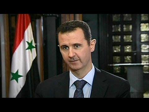 Πράσινο φως Άσαντ για διεθνή έλεγχο στα χημικά της Δαμασκού