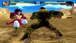 getlinkyoutube.com-Broly SSJ4 vs Bio-Broly | Dragon Ball Z Budokai Tenkaichi 3 (MOD)