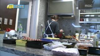 getlinkyoutube.com-아이들을 위해 든든한 아침밥을 챙겨온 지아엄마, #15, 일밤 20140105