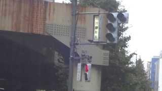 getlinkyoutube.com-東京都で見つけた信号機 1