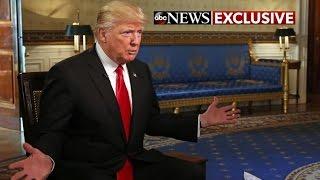Trump Full Interview with David Muir | ABC News