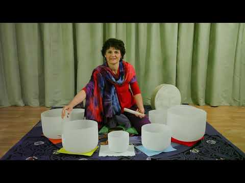 11 Minute Crystal Bowl Chakra Attuning Session