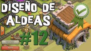 getlinkyoutube.com-Aldea de Guerra | TH 8 | Diseño de Aldeas #12 | Descubriendo Clash of Clans