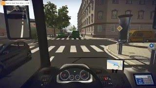 getlinkyoutube.com-Bus Simulator 16 - Residential District Gameplay 4K