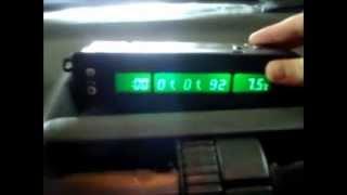 getlinkyoutube.com-Opel Corsa B TID Beleuchtung wechseln
