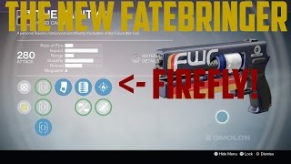 getlinkyoutube.com-The Vanity: The Fatebringer Replacement In Destiny's Taken King DLC! Best Hand Canon For Sale!