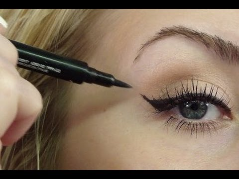 Perfect Winged Liner- EASY & Long-Wearing