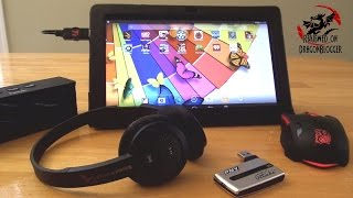 getlinkyoutube.com-More games and features of the X10 from Tablet Express