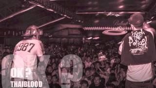getlinkyoutube.com-THAIBLOOD - OK? (Lyrics) Mixtape Vol.1