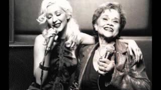 getlinkyoutube.com-Etta James ft. Christina Aguilera SOMETHING'S GOT A HOLD ON ME