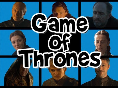The Game of Thrones Title Sequence You Didn't Know You Were Waiting For