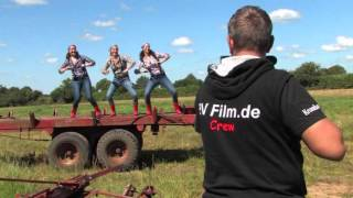 "getlinkyoutube.com-Making of  Videodreh ""BAUER KLAUS"" von K.V.D.R."