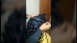 getlinkyoutube.com-Full Quick Weave With Closure