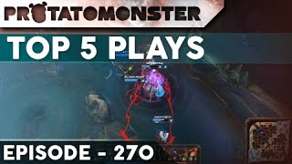League of Legends Top 5 Plays Episode 270