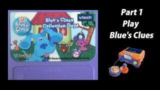 getlinkyoutube.com-Blue's Clues: Collection Day (V.Smile) (Playthrough) Part 1 - Play Blue's Clues