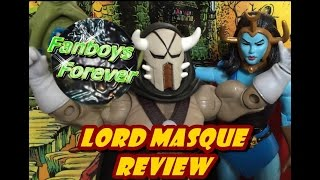 getlinkyoutube.com-Lord Masque Review Masters of the Universe Classics Collector's choice