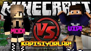 MCSG VIP VS MOD - Hunger Games - Minecraft Açlık Oyunları w/ DuruFTW #139