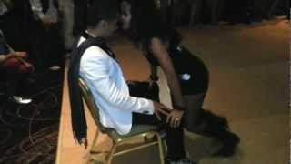 "getlinkyoutube.com-Tiguere's Surprise B-Day Lap Dance - DC Bachata Congress - Beyonce ""Dance For You"""